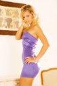 hot teen tight short purple dress2