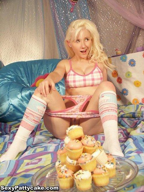 sexy pattycake panties cupcakes