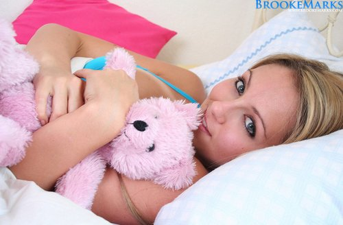brooke marks teddy bear