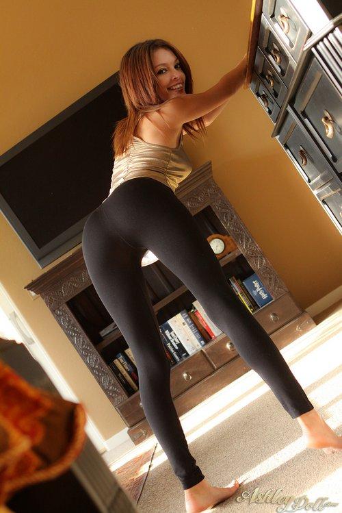 ashley doll tight pants 2